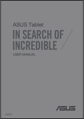 ASUS TF701T User's Manual