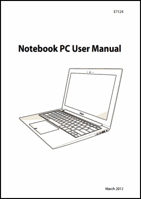 ASUS UX21A, UX31A Manual del Usuario