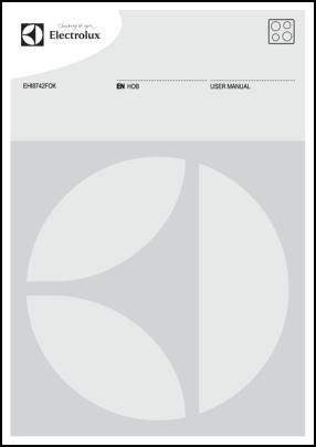 Electrolux EHI8742FOK Руководство пользователя