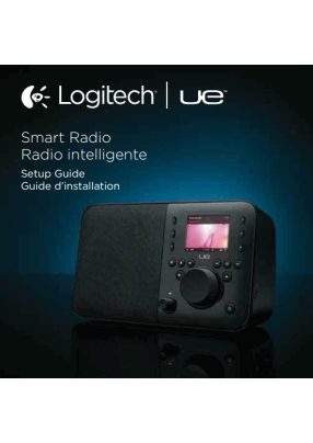 Logitech UE Smart Radio User's Manual